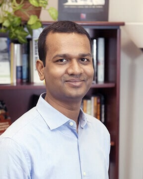founder Nishit Prakash